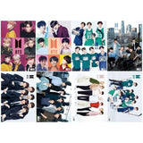 Bts Exclusive Poster (10+ Types) - Type 14 - Unlisted