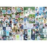 Bts Exclusive Poster (10+ Types) - Type 2 - Unlisted