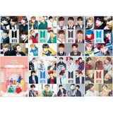Bts Exclusive Poster (10+ Types) - Type 3 - Unlisted