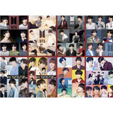 Bts Exclusive Poster (10+ Types) - Type 5 - Unlisted