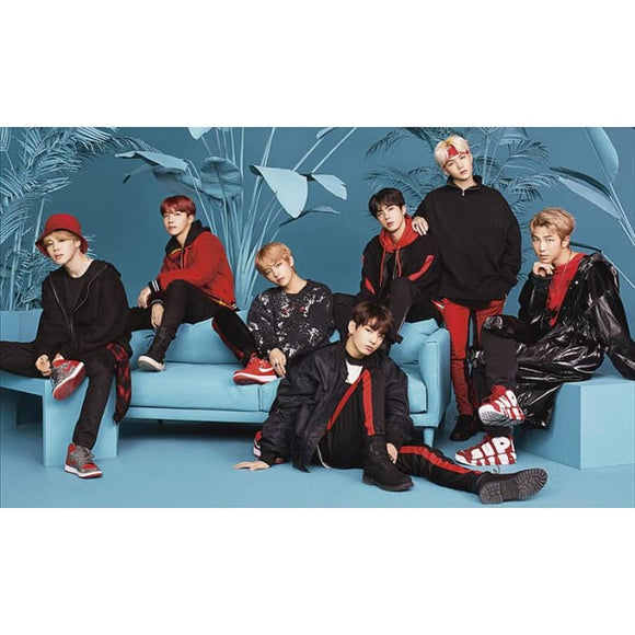 Bts Face Yourself Album Poster - Poster