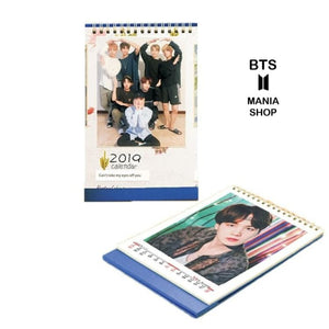 Bts Fake Love 2019 Calendar - Accessories