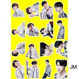 Bts Fake Love Member Stickers - Stickers