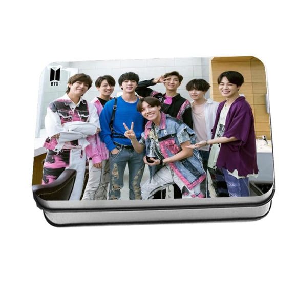 Bts Fake Love Selfie Photocard