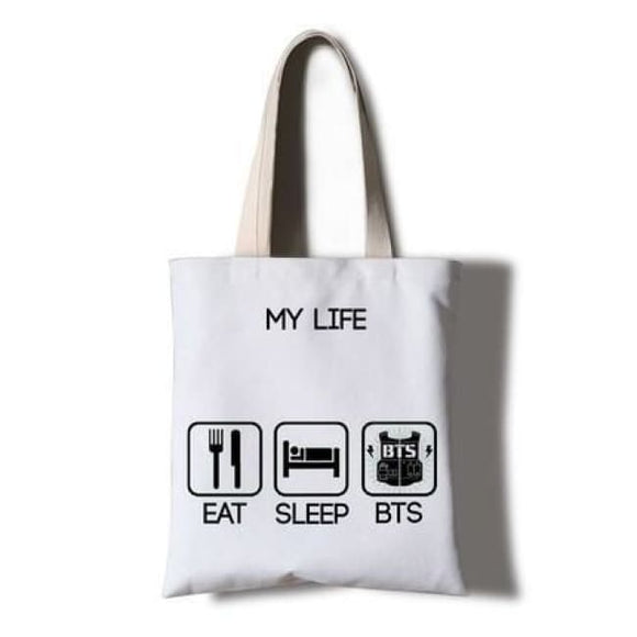 Bts Hand Bags (6 Styles) - D / S - Bag