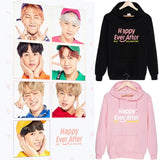 Bts Happy Ever After Classic Hoodie - Hoodie