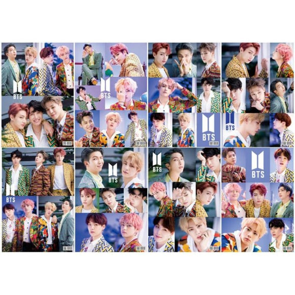 Bts Hd Poster (Set 1) - Poster