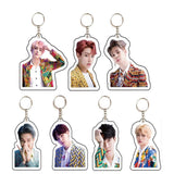 Bts Idol Member Keyring - All 7 (20% Off) - Accessories