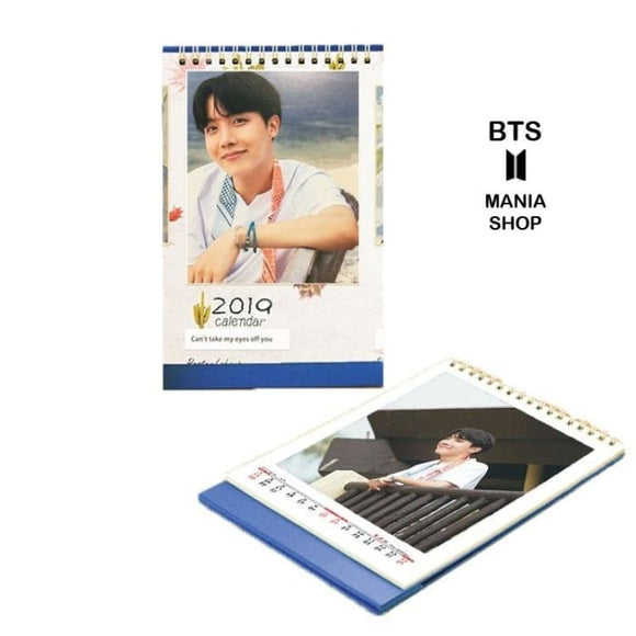 Bts J-Hope 2019 Calendar - Accessories
