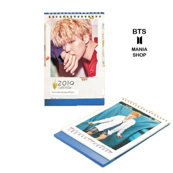Bts Jimin 2019 Calendar - Accessories