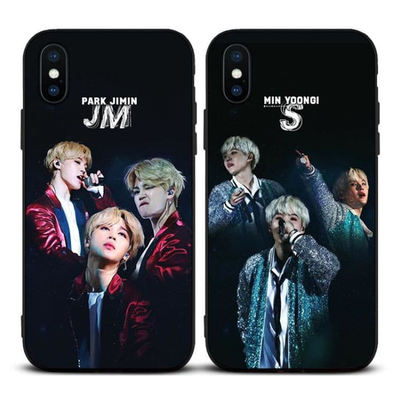 BTS Jimin x Suga iPhone Case - For Phone