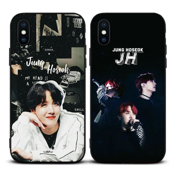BTS Jung Hoseok Design iPhone Case - For Phone