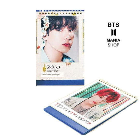 Bts Jungkook 2019 Calendar - Accessories