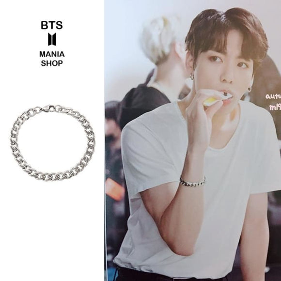 Bts Jungkook Burn The Stage Fashion Bracelet - Fashion Accessories
