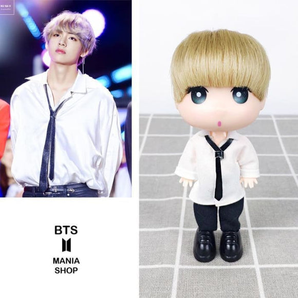 Bts Kim Taehyung Cute Fanmade Doll - Accessories