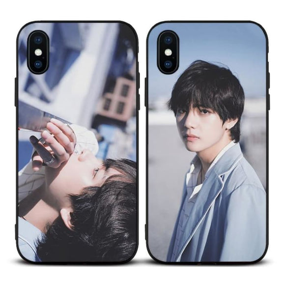 BTS Kim Taehyung Design iPhone Case (with xs max) - For Phone