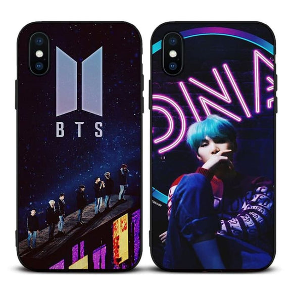 BTS Logo DNA Design iPhone Case - For Phone