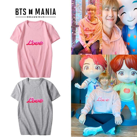 BTS Love House Of BTS RM T-shirt - T-shirt