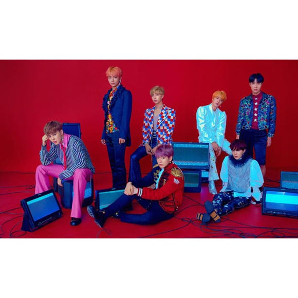 Bts Love Yourself Answer Collection Poster (4 Posters) - Poster