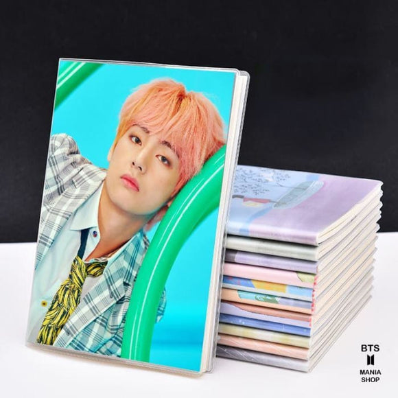 Bts Love Yourself Answer Notebook - A Full Set Of 16 Books (30% Discount) - Book And Magazine