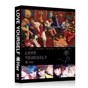 BTS LOVE YOURSELF HER ARMY BOX - ARMY BOX