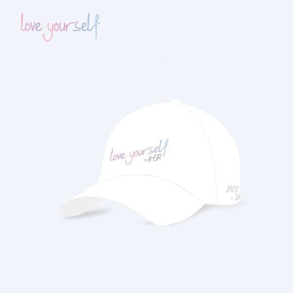 BTS Love Yourself Her Baseball Cap - Hat
