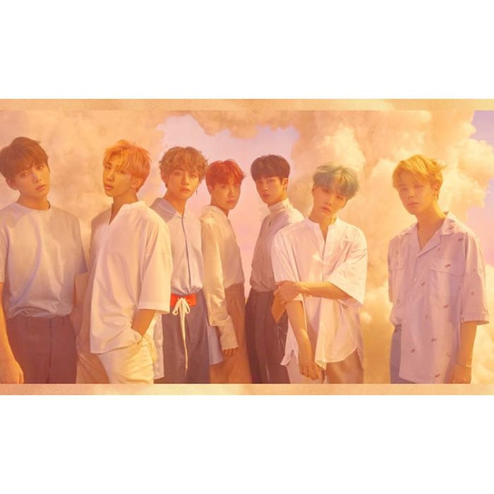 Bts Love Yourself Her Collection Poster 4 Posters Bts