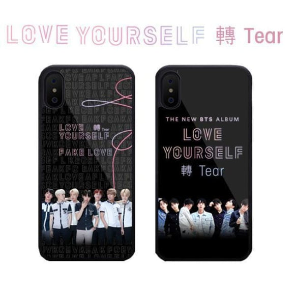 Bts Love Yourself Tear Phone Case (Iphone) - Iphone 5/5S/se / 341 (Fake Love) - Phone Cases
