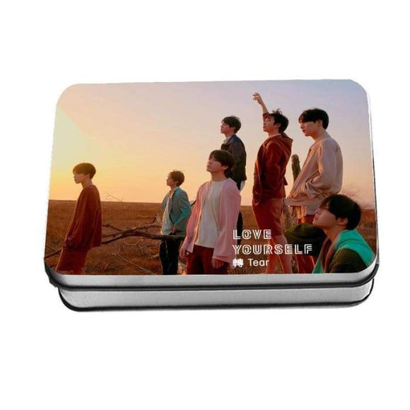 Bts Love Yourself Tear Photocard - Photocard