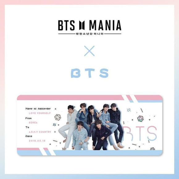 Bts Love Yourself Tear Sample Ticket - Accessories