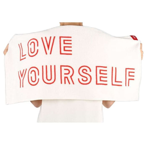 BTS Love Yourself World Tour Towel - Accessories