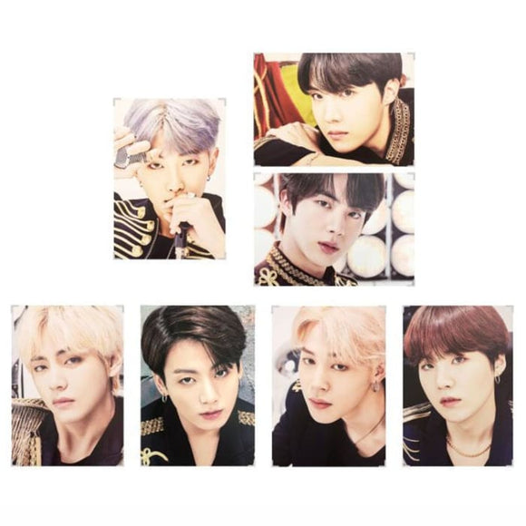 BTS LY: Speak Yourself in Japan Photo Frame - Set Of 7 (Save 20%) - Accessories