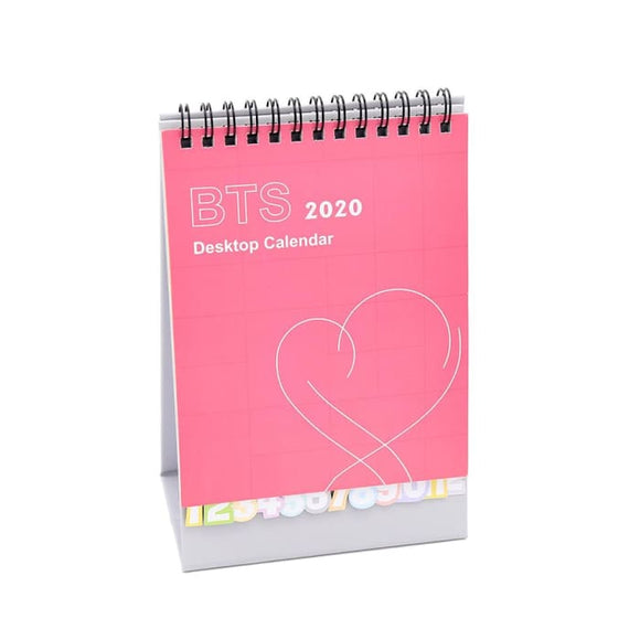 BTS Map Of The Soul: Persona 2020 Calendar - Calendar