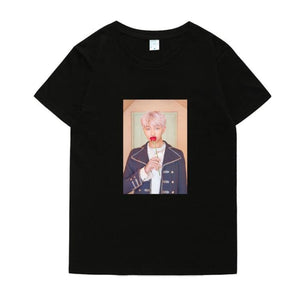 BTS Map Of The Soul Persona 3 Member T-shirt - T-shirt