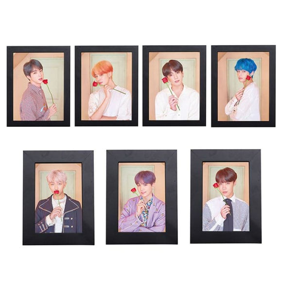 BTS Map Of The Soul: Persona Concept 3 Photo Frame - Poster