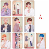 BTS Map Of The Soul Persona Crystal Card - A - Photocard