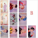 BTS Map Of The Soul Persona Crystal Card - B - Photocard