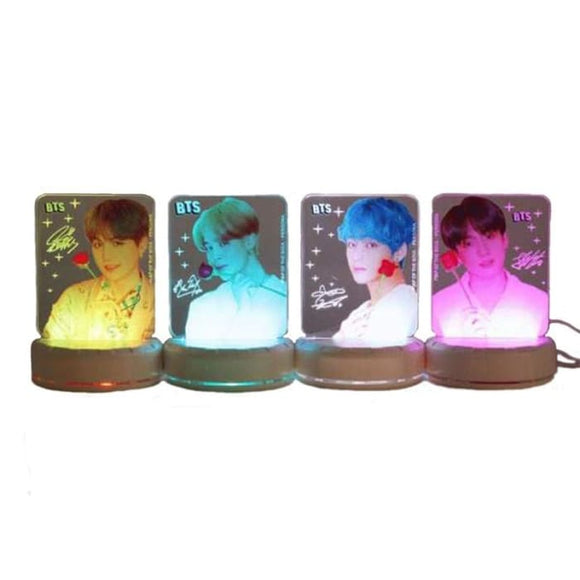 BTS Map Of The Soul Persona LED Plaque - Accessories