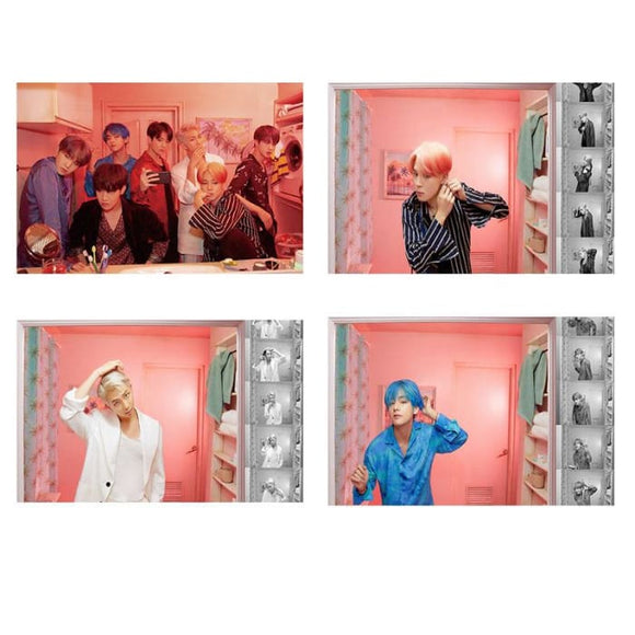 BTS Map Of The Soul: Persona Ver 2 Posters (8 Posters) - Poster