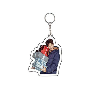 Bts Member Birthday Gift Keyring - All 7 (20% Off) - Accessories