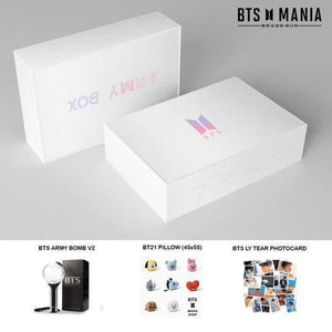 BTS OFFICIAL ARMY BOX (SET 1) - Tata - Unlisted