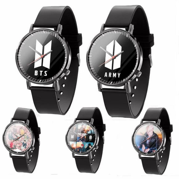 BTS Official Logo Watch - Watch