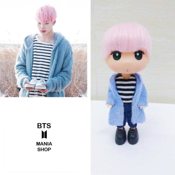 Bts Park Jimin Cute Fanmade Doll - Accessories