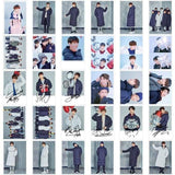 Bts Puma Photocard - Unlisted