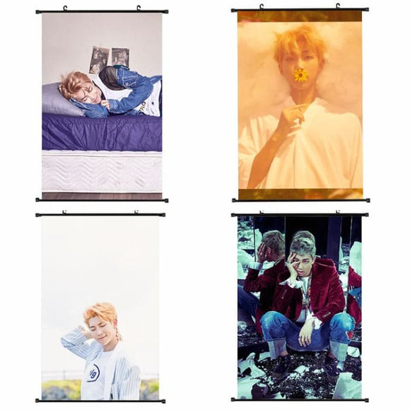 BTS RM Hanging Canvas Poster - Poster