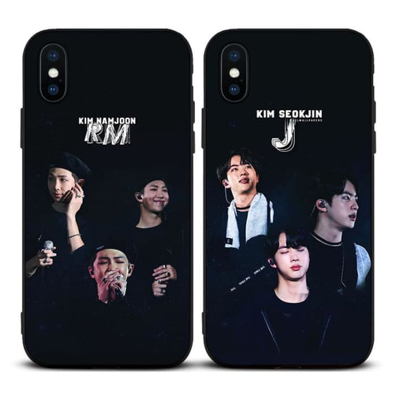 BTS RM x Jin iPhone Case - For Phone