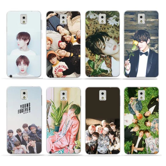 Bts Samsung Phone Case (Group 1) - Phone Cases