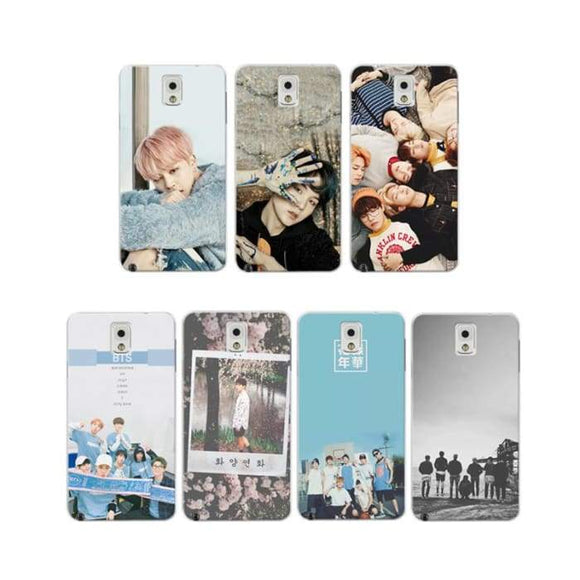 Bts Samsung Phone Case (Group 10) - Phone Cases