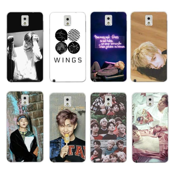 Bts Samsung Phone Case (Group 2) - Phone Cases