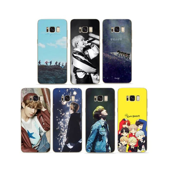 Bts Samsung Phone Case (Group 4) - Phone Cases